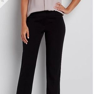 NWT Maurices Plus Size Polished Boot Pants 20S